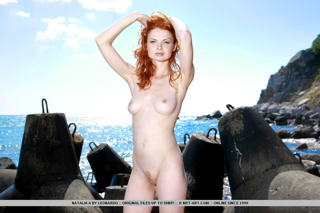 Met Art Red Hair Nude Sex Porn Natalia A By Leonardo Egadionnatalianatalia Pornohub 1